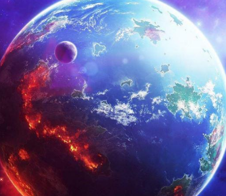 宇宙十大最神奇星球,你不知道的星球故事