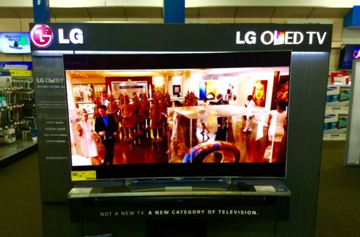 显示光电行业怎么了?苹果供应商LG显示器Q4利润大降95%