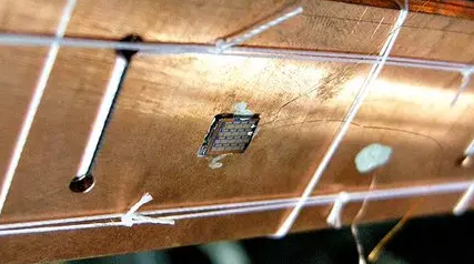 接近绝对零度:世界上最冷的电子芯片