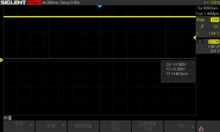 示波器界面_sds1000x-e示波器显示界面