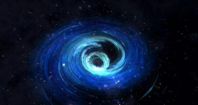 """黑洞也能吃饱?天文学家观测到黑洞""""打嗝"""""""