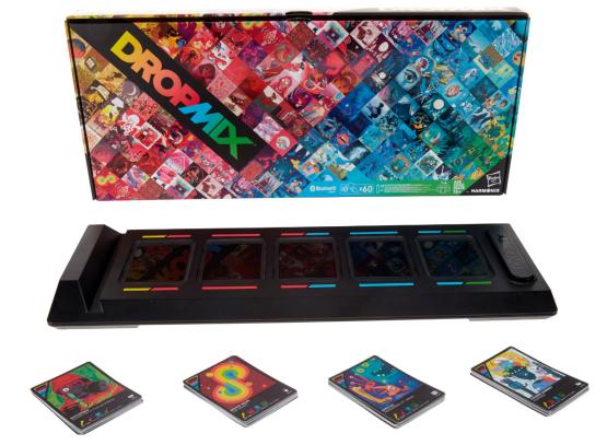 恩智浦助力孩之宝与Harmonix推出的动感混音游戏DROPMIX近场通信体验