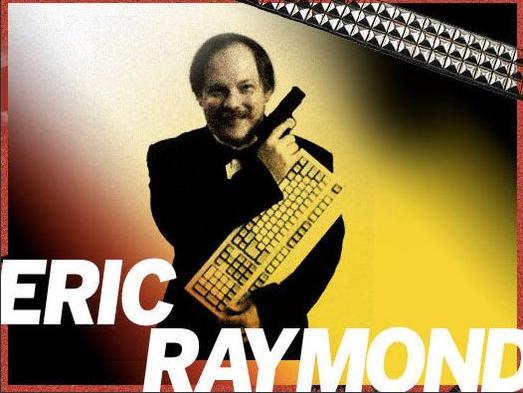 软件开源活动领航人Eric Raymond:C语言时代行将落幕