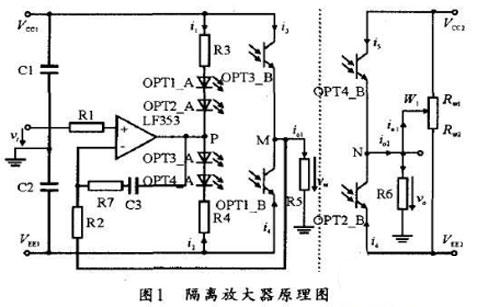 光电隔离电路设计方案