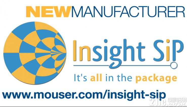贸泽电子与Insight SiP 签署全球分销协议 开售整套交付的BLE模块