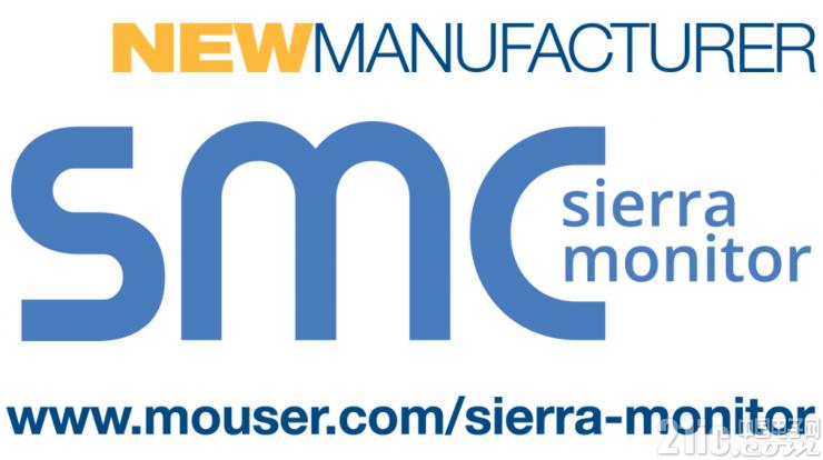 贸泽电子与IIoT 解决方案供应商Sierra Monitor 签订全球分销协议
