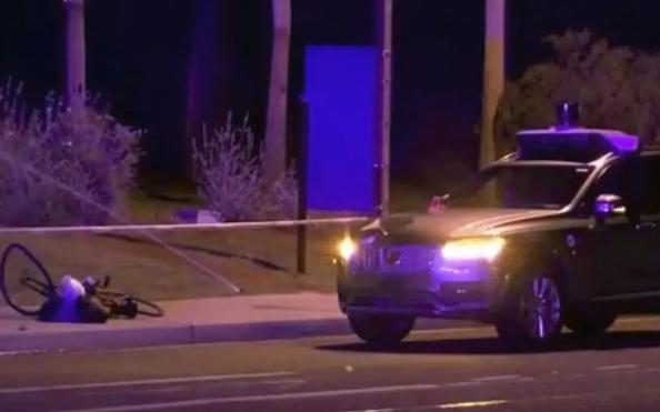"""首例!Uber自动驾驶汽车撞死路人,专家:""""车与人的共同失败"""""""
