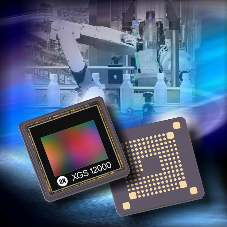 安森美半导体推出X-Class CMOS图像传感器平台实现工业摄像机设计新功能