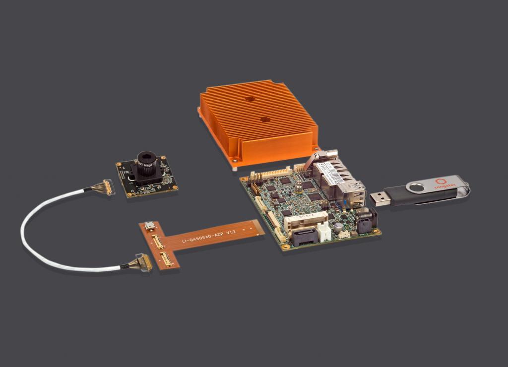 康佳特推出 MIPI-CSI 智能摄像头工具包 面向坚固型视觉系统