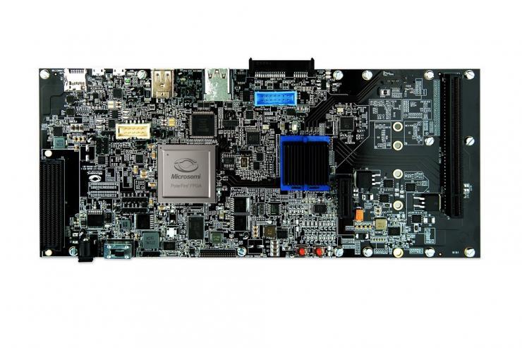 美高森美和SiFive推出HiFive Unleashed扩展板 助力Linux软件和固件开发人员首次构建RISC-V PC