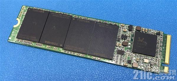 威刚新主控SSD实测读写速度超3.1GB/s 仍需数月发布上市