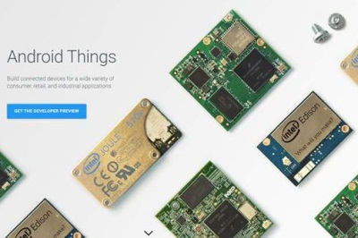NXP i.MX7D与AndroidThings系列之一:AndroidThin