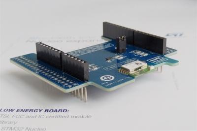 NUCLEO开发板的最佳BLE伴侣:X-NUCLEO-IDB05A1 BLE
