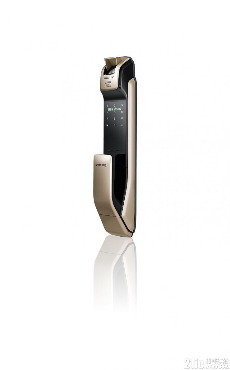 三星SDS推出先进的低功耗蓝牙智能门锁  使用户可以通过智能手机操作和监控门户