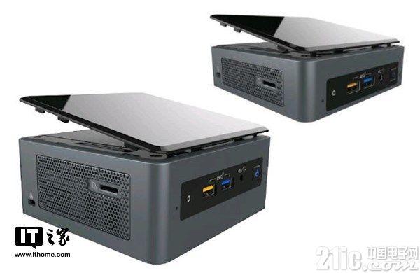 英特尔Bean Canyon NUC 8月初上市:两种尺寸 搭载Intel Coffee Lake-U处理器