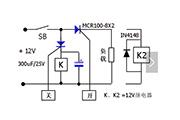 可控硅控制电路图解及制作13例