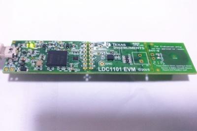 高分辨率的双核电感数字转换器——TI LDC1101 EVM