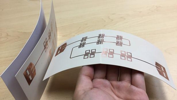 让普通物体秒变智能!加州大学展示一款基于 WiFi的便携贴产品