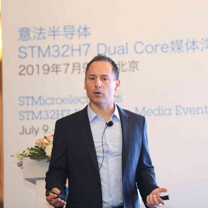 M7+M4双核架构MCU,STM32H7将微控制器性能进一步提升