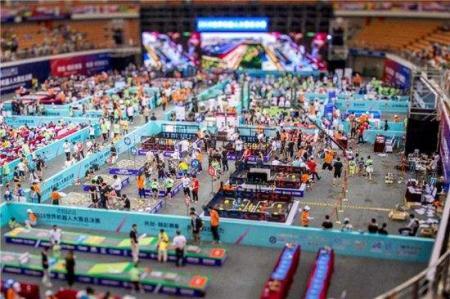 2019世界青少年机器人邀请赛开赛