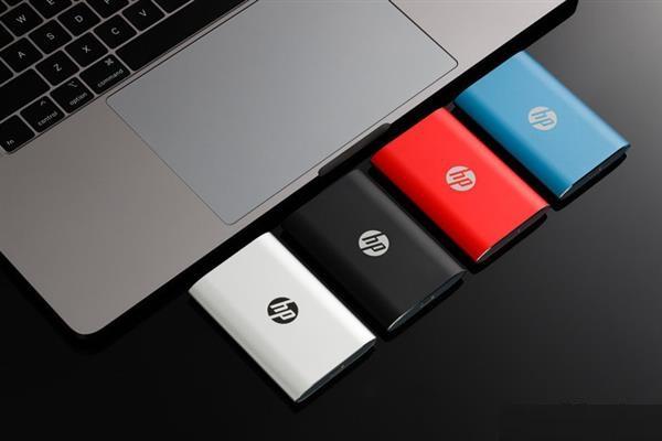 惠普P500移动固态硬盘性能测评报告