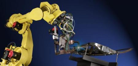 """亚洲已成为全球工业机器人市场增长的""""引擎""""。"""