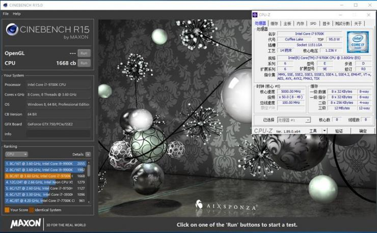 技嘉Z390 AORUS PRO WIFI版测评之温度、超频性能双测评