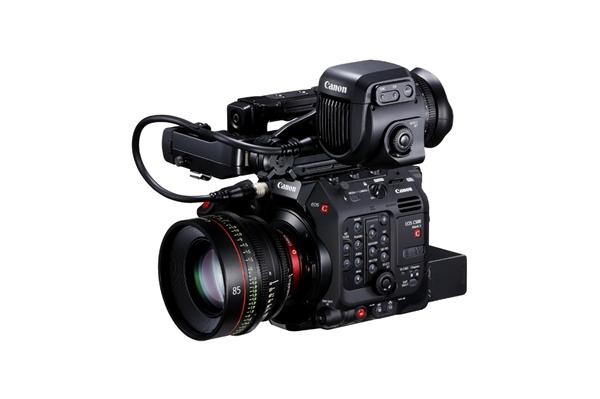 """佳能最新相机""""EOS C500 Mark II""""现世!!"""