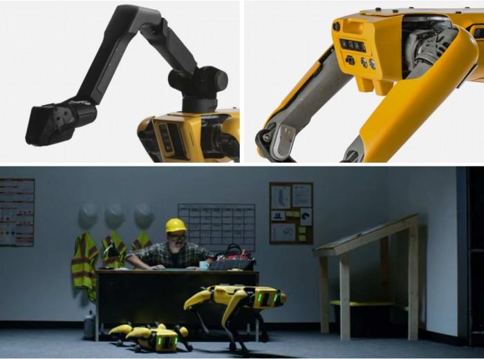 走出实验室,波士顿动力四足机器人Spot已开始销售