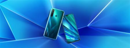 realme Q光钻蓝开启预售:高通骁龙712+电池4035mAh