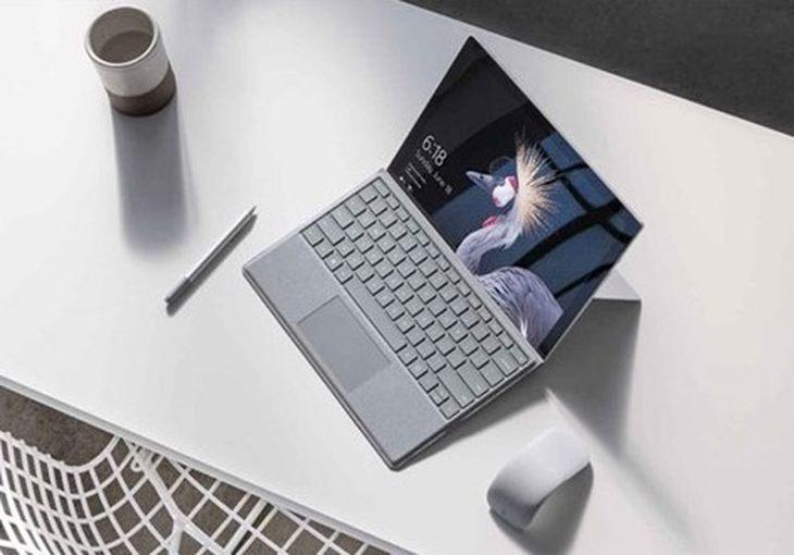 Surface Pro 6:轻便携带,高效办公