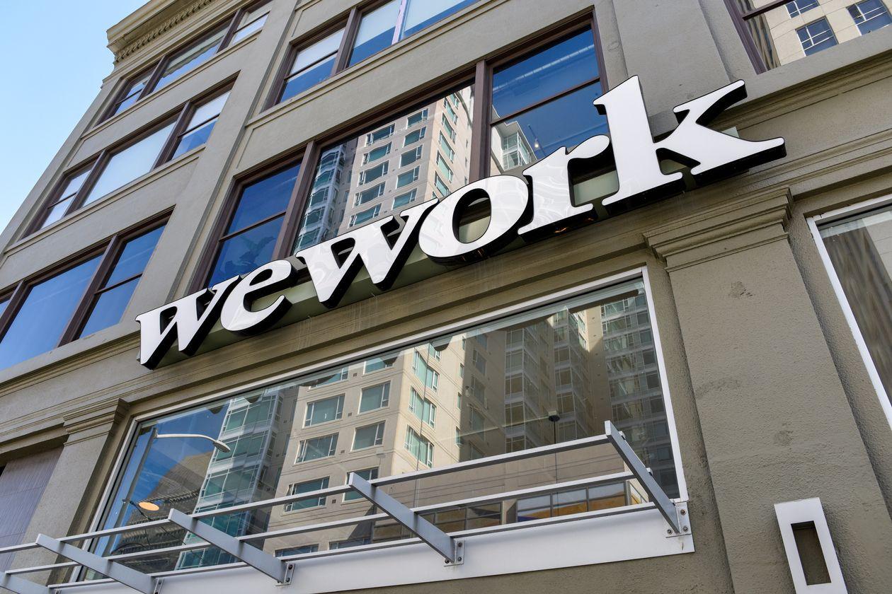 软银接管WeWork,创始人拿钱走人