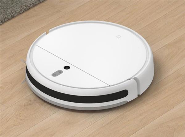 米家扫拖机器人1C,让家里干净如新