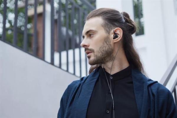 小米圈铁四单元耳机,潮流新选择