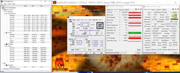 灵耀X2 Pro笔记本温度、续航双测评