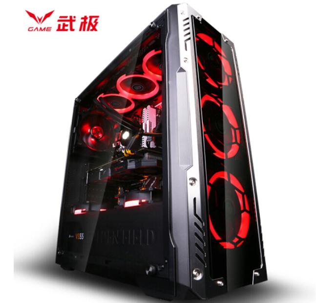 武极最强配置游戏电竞主机:武极i7-9700K/RTX2070S