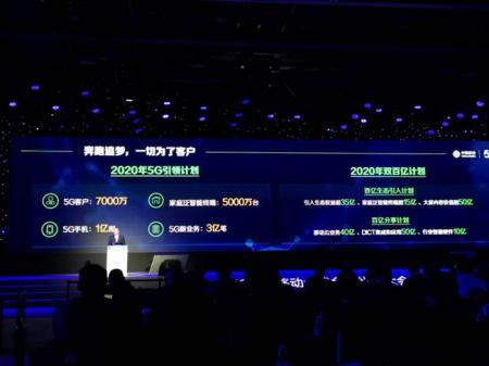 中国移动又有新动作!2020年将有两大计划落地