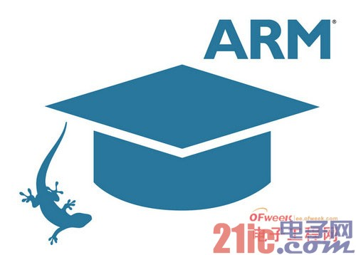 Energy Micro被ARM公司选为其ARM Cortex M系列处理器MCU大学计划的合作伙伴