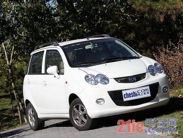 【海马-王子】-唐骏王子纯电动车新品上市 售4.68万元高清图片